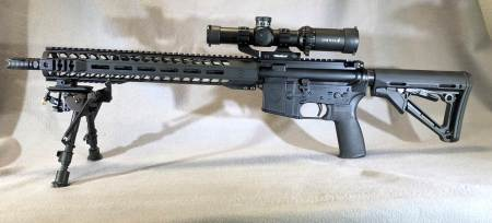 Radical Firearms Review from Police One - Sean Curtis